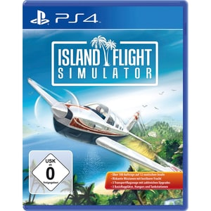 Ak Tronic Ps4 Island Flight Simulator