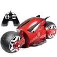 Amewi RC Motorrad rot Cyber Cycle Red