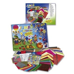 Folia Jumbo-Bastelbox über 100 Teile