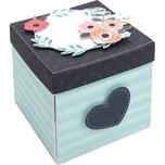Folia Explosionsbox-Bastelset ROMANCE