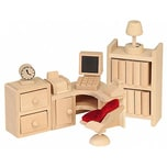 Beluga Puppenhausmöbel Büro