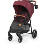Kinderkraft Kinderwagen Grande 2020 burgunderrot