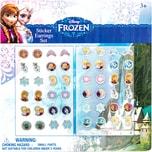 JOY TOY 24 Sticker-Ohrringe Die Eiskönigin