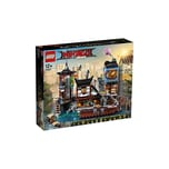 Lego Ninjago 70657 City Hafen