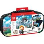 bigben Nintendo Switch Travel Case Zelda Link's Awakening NNS47 blau