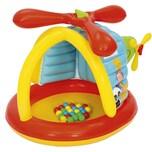 Bestway Fisher-Price® SpielcenterBällebad Hubschrauber 155 x 102 x 91 cm