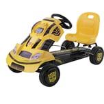 hauck Toys Transformers Bumblebee Go-Kart gelb