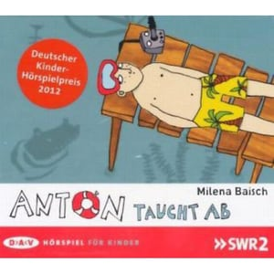 Anton taucht ab 1 Audio-CD