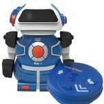 Gear2Play Mini Bot in Can Blau