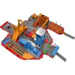 Jazwares Micromachines - Großes Spielset - Super Van City