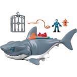 Mattel Imaginext Hungriger Hai Kinder-Spielzeug Action-Figur