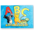 Grätz Verlag Ausmalblock ABC A5 13 Blatt