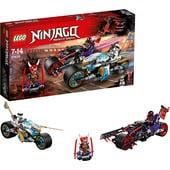 LEGO LEGO 70639 Ninjago: Straßenrennen des Schlangenjaguars