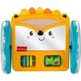 Mattel Fisher-Price Rollender Igel-Spiegel Baby-Spielzeug Krabbel-Spielzeug