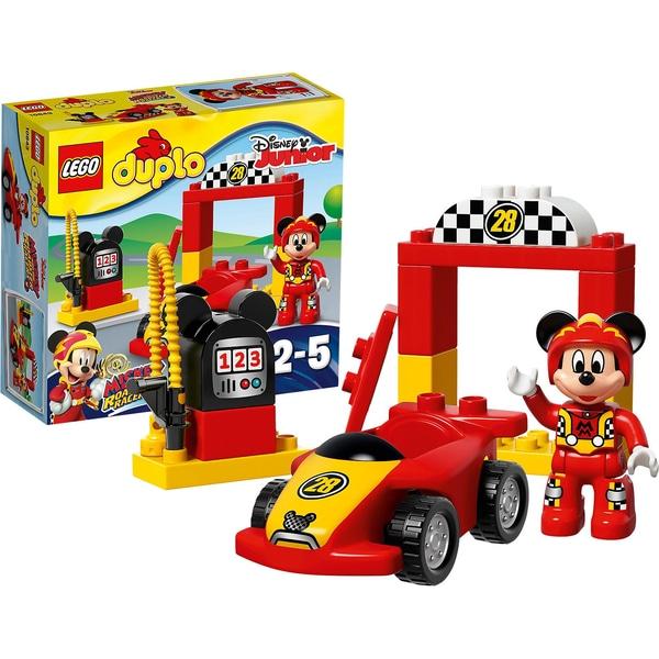 Lego Duplo 10843 Mickys Rennwagen