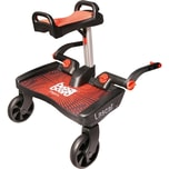 Lascal BuggyBoard Maxi rot mit Sitz rot