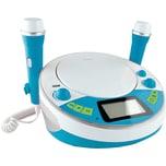 X4-TECH X4-TECH Kinder CD-Player Bobby Joey Jambox blau