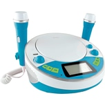 X4-TECH X4-TECH Kinder CD-Player Bobby Joey Jambox blau