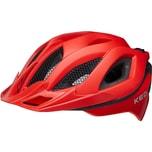 KED Helmsysteme Fahrradhelm Spiri two fiery red matt