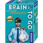 Kosmos Brain to go Gans schön verdächtig