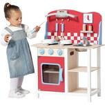 myToys Holzspielküche mit Zubehör