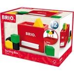 BRIO Rote Sortier-Box