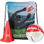 "Hudora Fußball-Set ""kicker Edition"" Stadium"