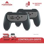 ak tronic Nintendo Switch Grip-Kit Doppelpack
