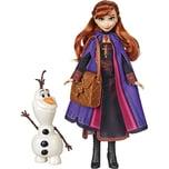 Hasbro Disney Die Eiskönigin 2 Puppen mit Freunden Anna