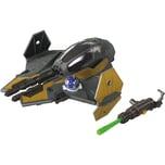 Hasbro Star Wars Mission Fleet Stellar Class Anakin Skywalker Jedi-Sternenjäger 6 cm große Figur und