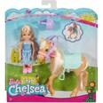 Mattel Barbie Chelsea und Pony