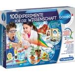 Clementoni Galileo 100 Experimente für die Wissenschaft