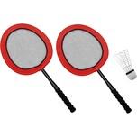 Eduplay XXL - Mega Badminton Set inkl. 22 cm Ball