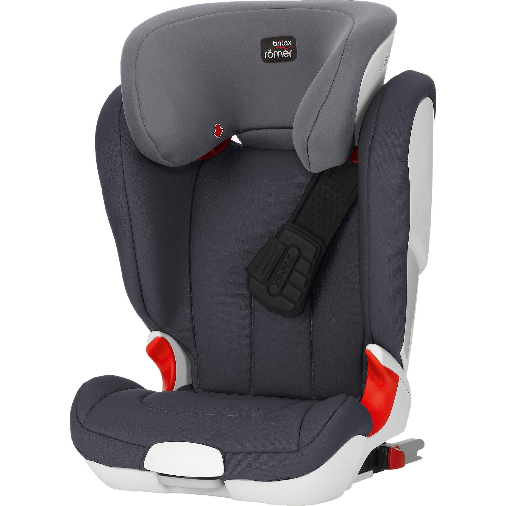 Britax Römer Auto-Kindersitz Kidfix XP Storm Grey 2018