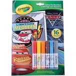 Crayola Cars 3 Malen nach Zahlen