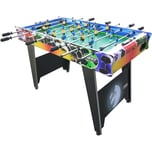 Best Sporting Kickertisch World of Soccer 122 x 61 x 79 cm