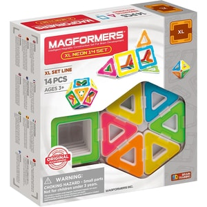 Megaformers XL Neon Set 14 P