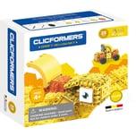 CLICFORMERS Clicformers - Bastel-Set gelb - 25 Stück