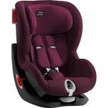 Britax Römer Auto-Kindersitz King II Black Series Burgundy Red