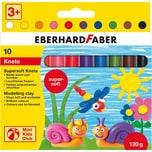 Eberhard Faber Mini Kids Supersoft-Knete 10 Stangen