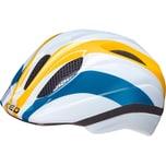 KED Helmsysteme Fahrradhelm Meggy II Trend rainbow retro yellow