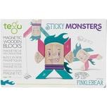 Tegu 5700606 Sticky Monsters Finklebear