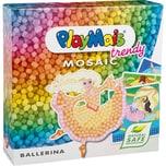 PlayMais Trendy Mosaic Ballerina 3.000 Maisbausteine