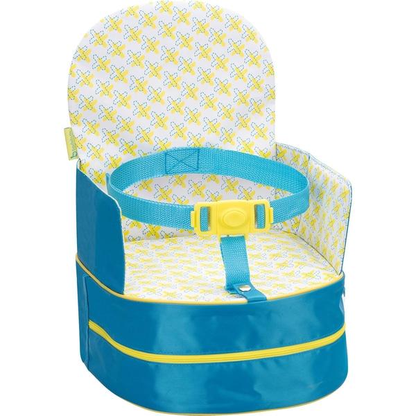 badabulle Babystuhlsitz blaugrün