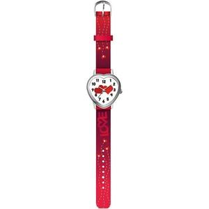 Armbanduhr rotes Herz