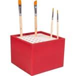 Playbox PinselhalterAbtropfstation mit Platz für 60 Pinsel