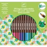DJECO Aquarellbuntstifte 24 Farben