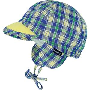 MaxiMo Baby Schirmmütze zum Binden für Jungen
