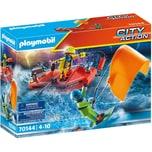 Playmobil 70144 Seenot: Kitesurfer-Rettung mit Boot