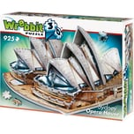 Wrebbit Wrebbit 3D Puzzle 925 Teile Sydney Opera House